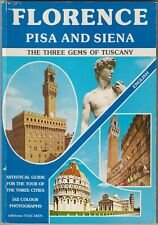 Florence - Pisa and Siena - Three Gems of Tuscany Tourist Booklet
