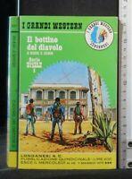 WESTERN. IL BOTTINO DEL DIAVOLO. George Gilman. Longanesi & C.
