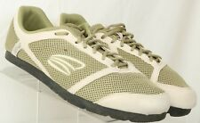 OESH Green Mesh Athletic Comfort Low Training Running Shoes Women's US 11
