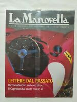 SIGILLATO MAI APERTO LA MANOVELLA N. 9 DEL 1999 FERRARI 750 MONZA 1957