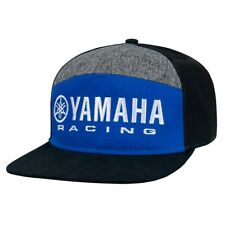 Yamaha Racing Color Block Hat - One Size - Genuine Yamaha - Brand New
