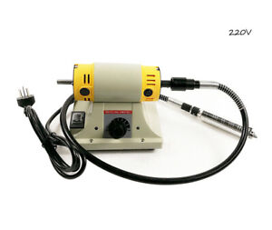TECHTONGDA 220V Electric Wood Chisel Carving Tools Machine Woodworking Tools