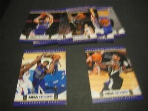 2012/13 Panini NBA Hoops Sacramento Kings Team Set 11 Cards Isaiah Thomas RC