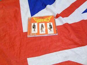 Meet The Supremes CD Album uk Hallmark Issue 2013 VG-EX