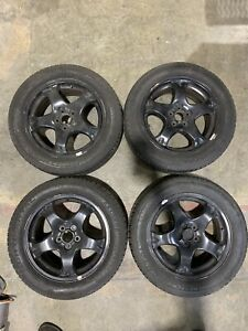 "JDM Subaru GC8 GF8 Impreza WRX STi Type R, RA 16"" Wheels Version 6 5x100"