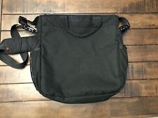 Skip Hop Duo Signature Diaper Bag - Black