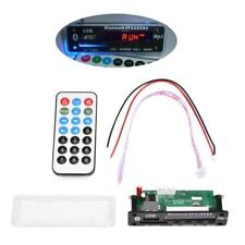 12V 5V MP3 WMA Decoder Scheda Modulo Wireless Auto Bluetooth4.2 USB TF FM Radio