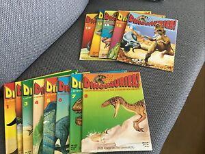 Dinosaurier Entdeckungsreise zu den Giganten der Urzeit de Agostini