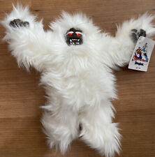 Disneyland Matterhorn Abominable Snowman Bean Bag 8� Plush Disney Park Nwt