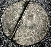 1620 Switzerland Silver 1 Batzen City of Bern Swiss Canton Medieval Swiss Coin