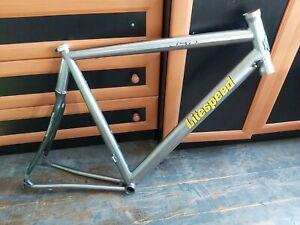 Litespeed titanium carbon frame