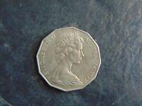 Australia 50 Cents KM# 74 1982     A571  I COMBINE SHIPPING