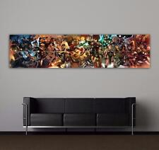 Marvel Comics-los Vengadores Montaje-masivo-Calidad Superior impresión de arte Poster Gigante