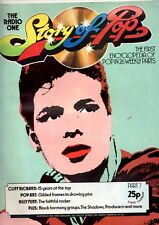 The Radio One Story of Pop. Part 7. Cliff Richard. Billy Fury, Pop art