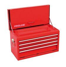 Werkzeugschrank Werkstattschrank Werkzeugkiste mit 4 Schubladen Werkzeugkaten