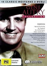 Gene Autry Collection - 10 Classic Westerns (DVD) = SEALED = FREE POST