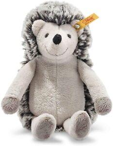 Steiff Soft Cuddly Friends Hedgy hedgehog, beige/grey mottled - 20cm
