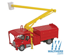 Ho Scale Walthers Scenemaster 949-11742, International Tree Trimmer Truck, Red