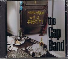 "Gap Band, The "" Aint nothin but a Party"" Neu OVP Sealed  RAR"