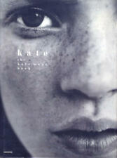 Kate The Kate Moss book hardback 1st w/ signed photo