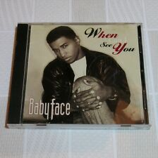 Babyface - When Can I See You 1994 USA CD Single 2Trk #M03