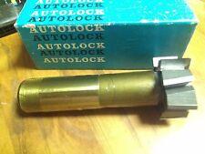 "T-Slot Cutter BE 0343 1.846"" x .820"", 1"" screw shank, Clarkson Autolock Tee Slot"