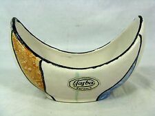Well shaped  50´s design pottery Jasba Keramik pottery Schale / bowl 901