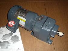 Emerson US Motors Motor Gearbox CBN3133SB7MI561/2, 56:1, 230/460, HO7-G592-M