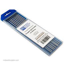"TIG Welding Tungsten Rod Electrodes 2% Ceriated 3/32"" x 7"" (Grey, WC20) 10PK"