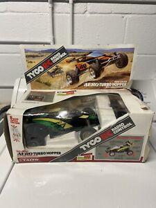 tyco radio control rc aero turbo hopper in box! taiyo