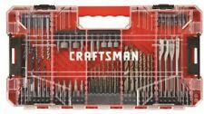 CRAFTSMAN CMAF1285LTC 85-Piece Steel VERSASTACK Screwdriver Bit Set Sealed New