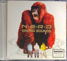 N*E*R*D - Seeing Sounds CD Album in VG Condition