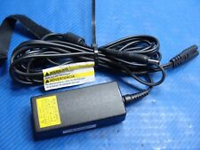 Genuine Toshiba AT100 AT105 NB505 N500 Power Adapter Charger PA3922U-1ACA ER*