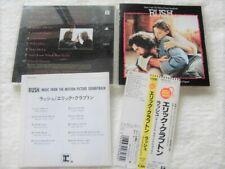 Eric Clapton (OST) / Rush / JAPAN CD W/OBI WPCR-326 1995  Tears In Heaven