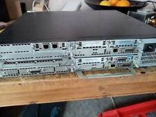 Cisco 3640 loaded with many cards