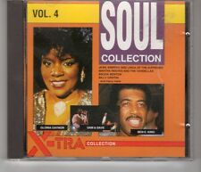(HH896) Soul Collection Vol 4, 16 tracks various artists - 1991 CD