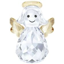 SWAROVSKI #5287215 ROCKING ANGEL CRYSTAL BRAND NIB WINTER CHRISTMAS SAVE$ F/SH