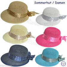 Damen -/Buschhut Schlapphut Einheitsgröße-Hüte