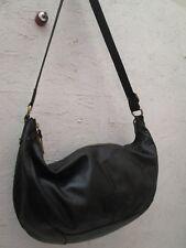 -AUTHENTIQUE   sac bandoulière  KIPLING cuir  TBEG vintage bag
