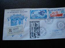 TAAF - enveloppe 20/12/1977 (cy85) (R)