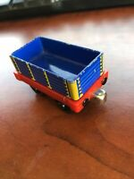 Diecast Blue Cargo Car for Thomas and Friends Take N Play or Take Along