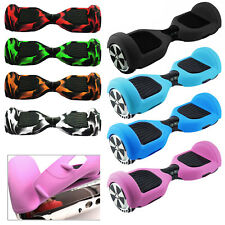 Silicone Rubber Protective Case Cover Skin Self Balancing Scooter 8 Colours