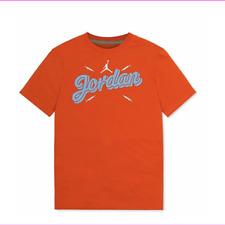 Boy's Jordan 'Jordan 23' Graphic T-Shirt, Orange, Size M