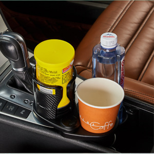 Car Multi-functional Sunglasses Organizer Holder Stand Phone Drink Bottle Cup