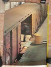 photo - affiche  pas SNCF  poster