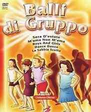 DVD - DVD USATO - Balli di gruppo
