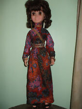 Années 1970 Hasbro AIMEE poupée-Hasbro La réponse à Ideal Crissy DOLL. RARE