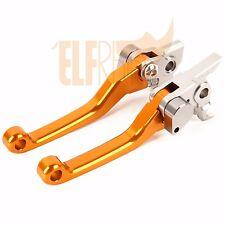 Set for 350XCF-W/EXC-F Clutch Brake Levers Pivot Dirt Pit Bike 2007-2013 Moto: pièces détachées
