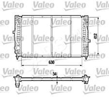 VALEO Engine Cooling Radiator Fits AUDI A4 SKODA Superb VW Passat 1994-2008