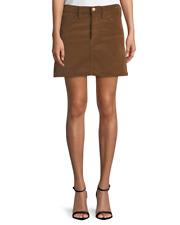 FRAME Le Mini Stretch Corduroy Skirt 27